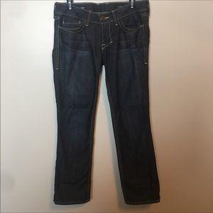 William Rast Belle Capri Jeans
